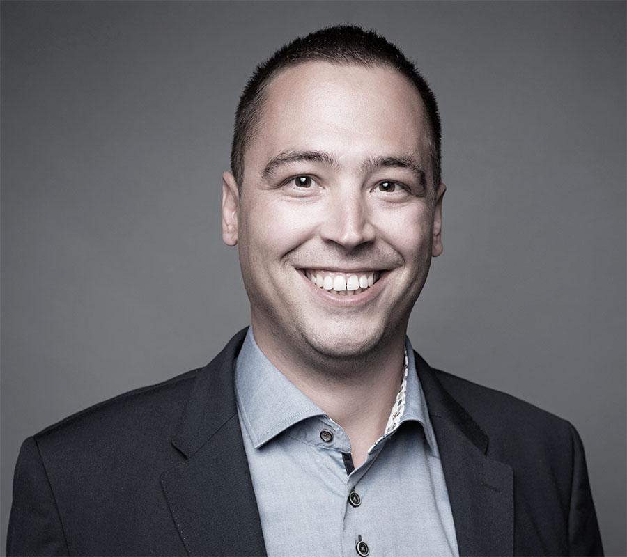 Portrait von Marc Kunz